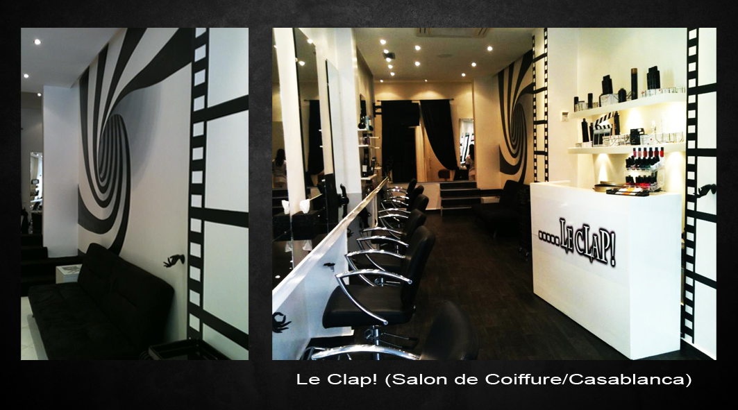 Salon de coiffure casablanca suresnes 28 images design for Salon zen casablanca